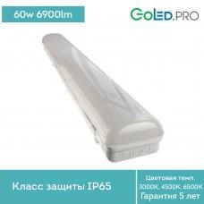 Светодиодный защищенный светильник ПромЛед Айсберг-60