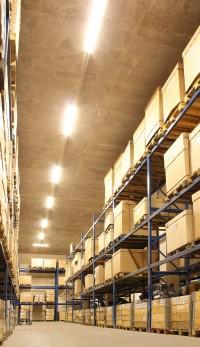 Освещение складского помещения. Светодиодные светильники GoLED GL-20
