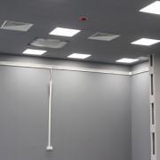 """Освещение светодиодными панелями ООО """"Норд-Строй"""""""