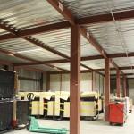 Освещение складских помещений и окружающей территории