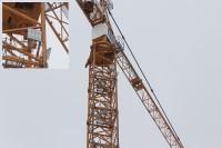 Освещение строительной площадки с башенных кранов