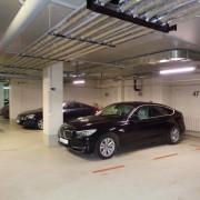 Освещение паркинга на Крестовском острове