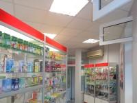 Освещение Социальной аптеки (Руднева 22 корп.1)