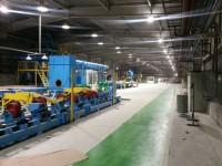 Освещение цеха ArcelorMittal Tubular Products Aktau